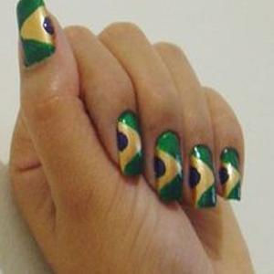 Decoração unha Brasil