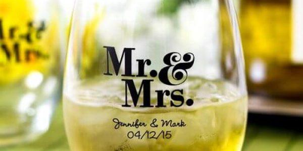 Lembrancinha de casamento criativa