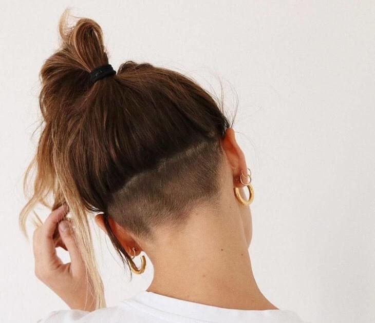 Corte de cabelo oval feminino 2020