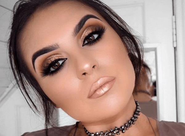 Maquiagem Nude formatura 2020