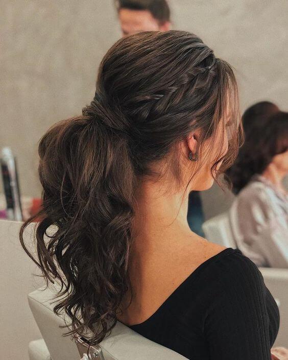 penteado para baile de formatura 2020