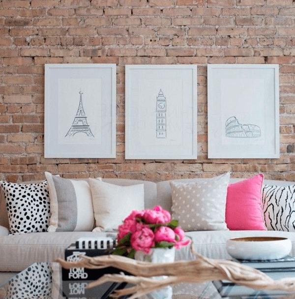 Tendência decoração sala pequena 2020