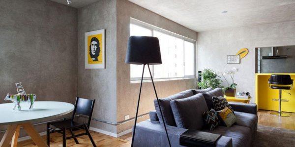 Ideias para sala pequena moderna