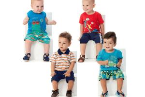Roupas de bebês