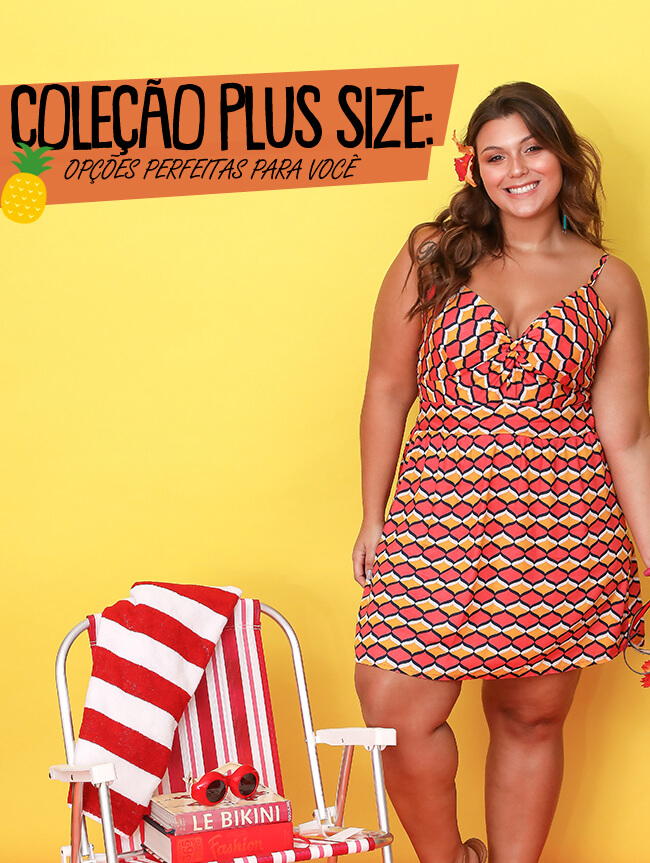 Estampa Plus Size