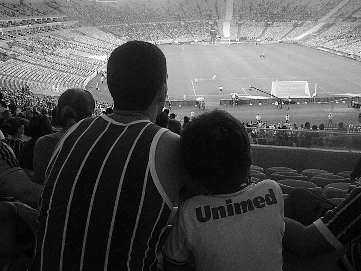 dia dos pais futebol