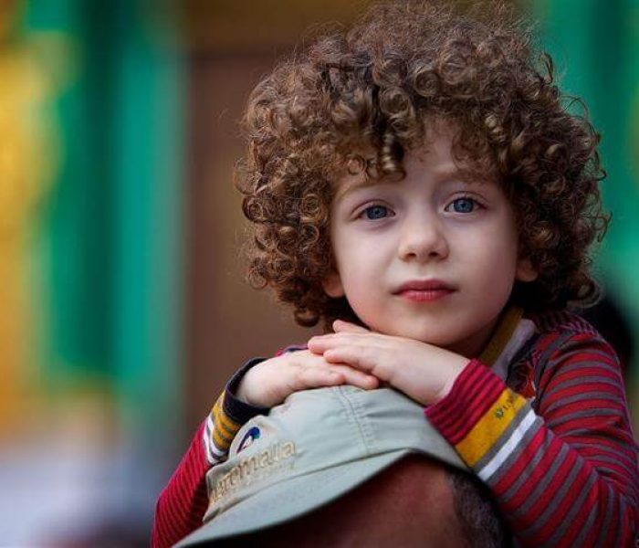 corte de cabelo crespo masculino infantil