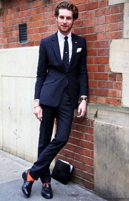 Look Masculino com Sapato Social