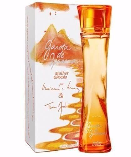 Perfume Garota de Ipanema - Avon