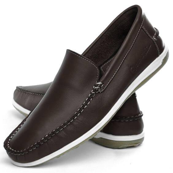 Mocassim Sapato Social Masculino