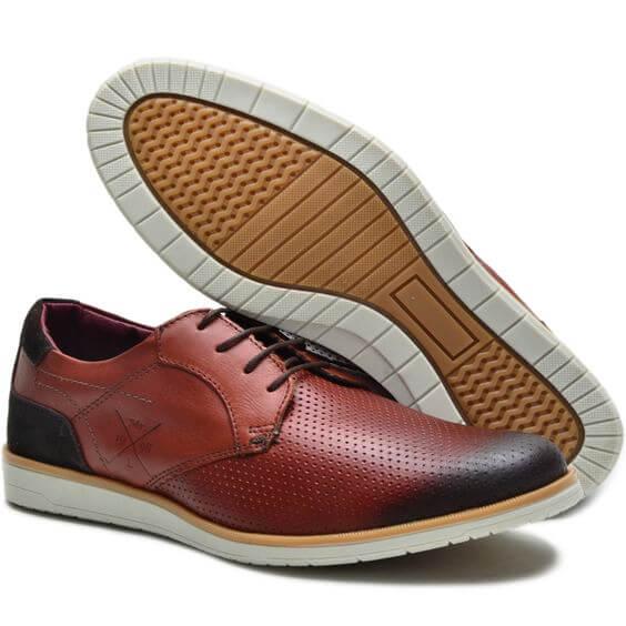 Sapatênis Sapato Social Masculino