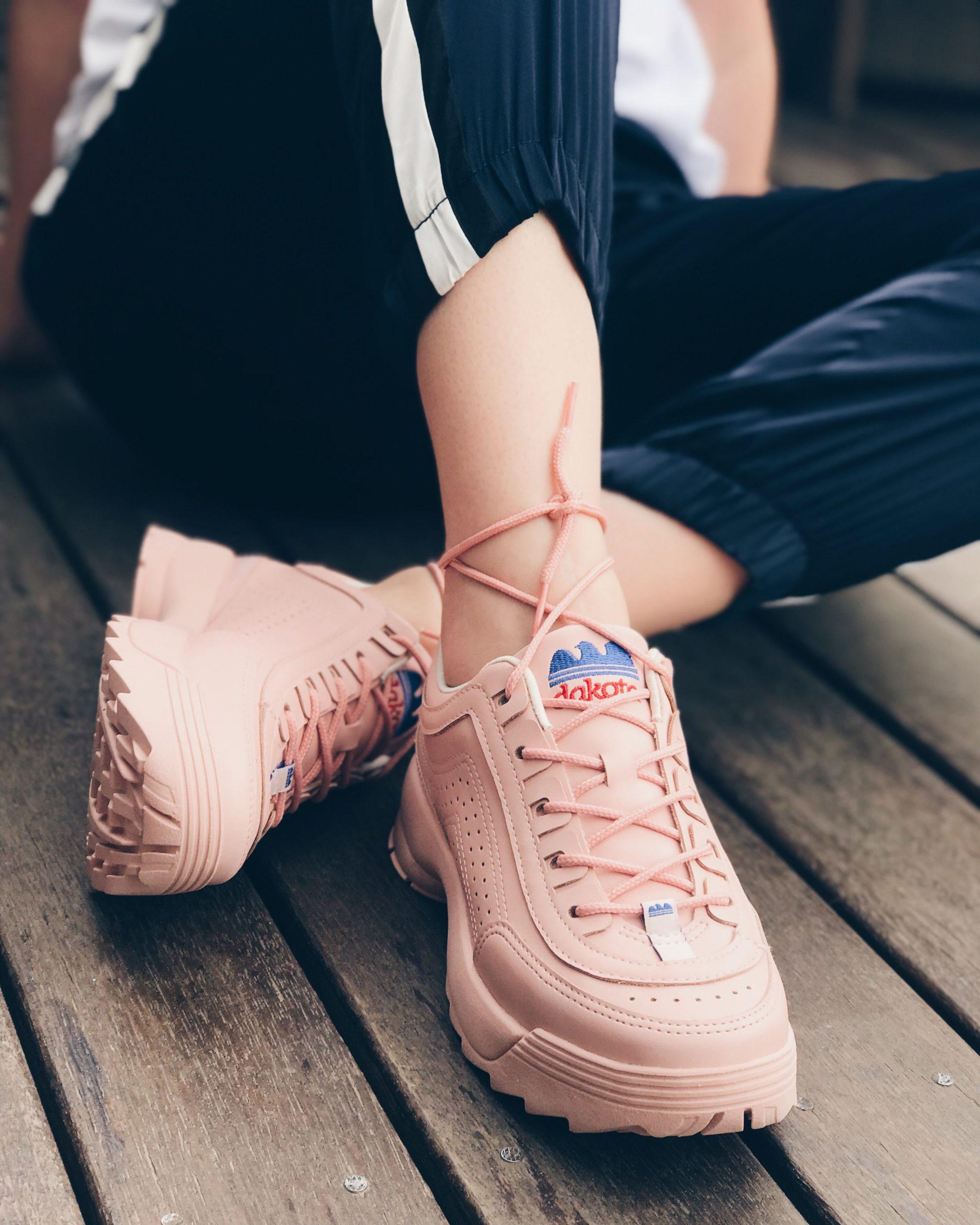 Dad sneakers feminino