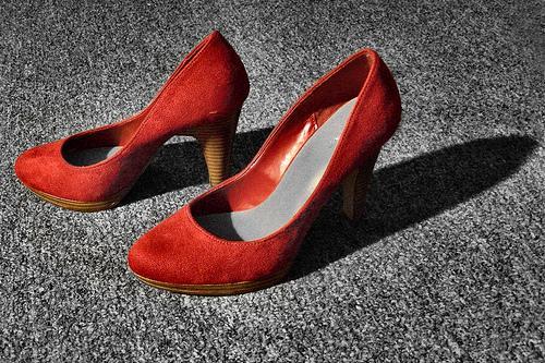 alargar sapato com sabonete
