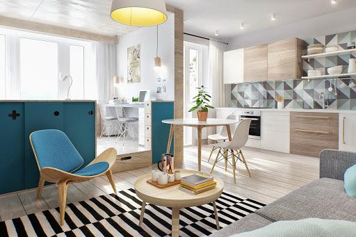 apartamento pequeno decorado 2020