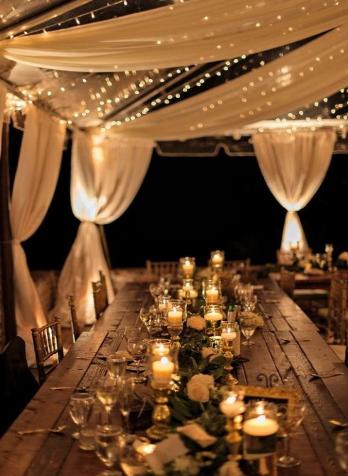 cerimônia de casamento praia 2020