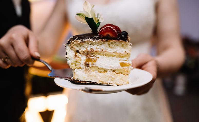 dicas para escolher bolo de casamento