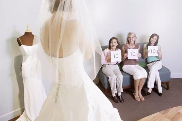 Como escolher um vestido de noiva