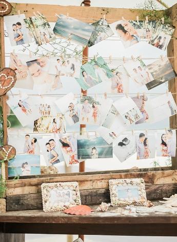mural fotos casamento 2020