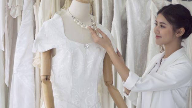 vestido de noiva certo