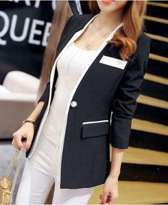 blazer feminino social