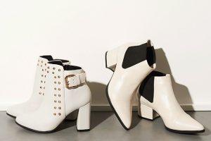 Botas Brancas