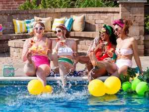festa adulta na piscina 2020