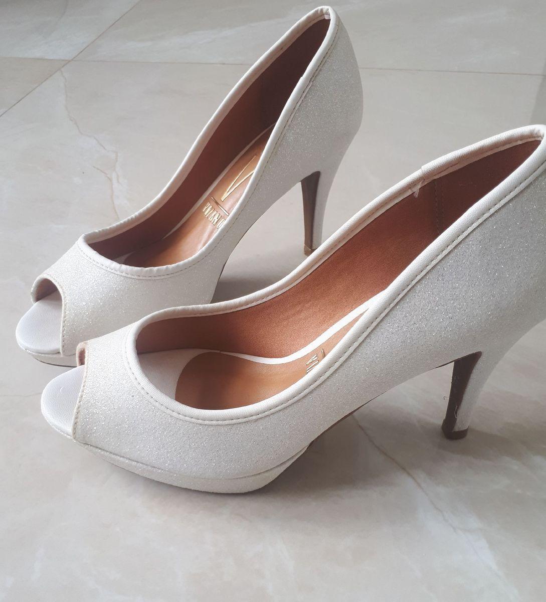 Sapato de Salto branco
