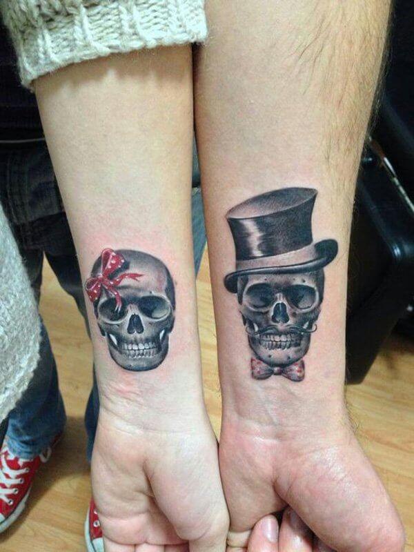 Tatuagens diferenciadas para casais 2021