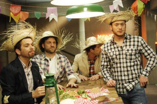 Chapéu de palha festa junina