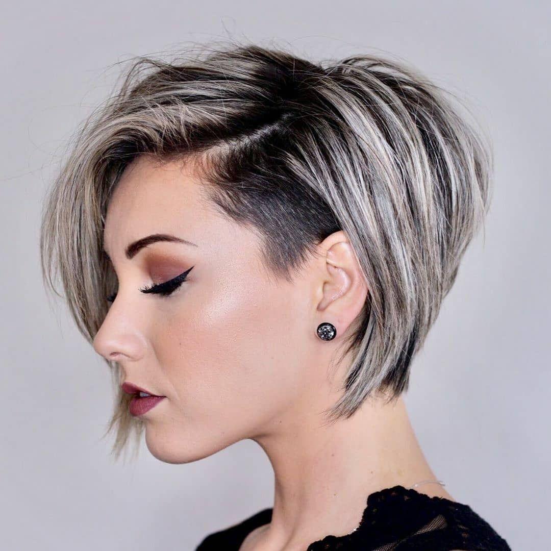 Corte de cabelo short bob