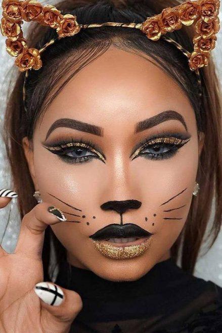 maquiagem de pantera 2021