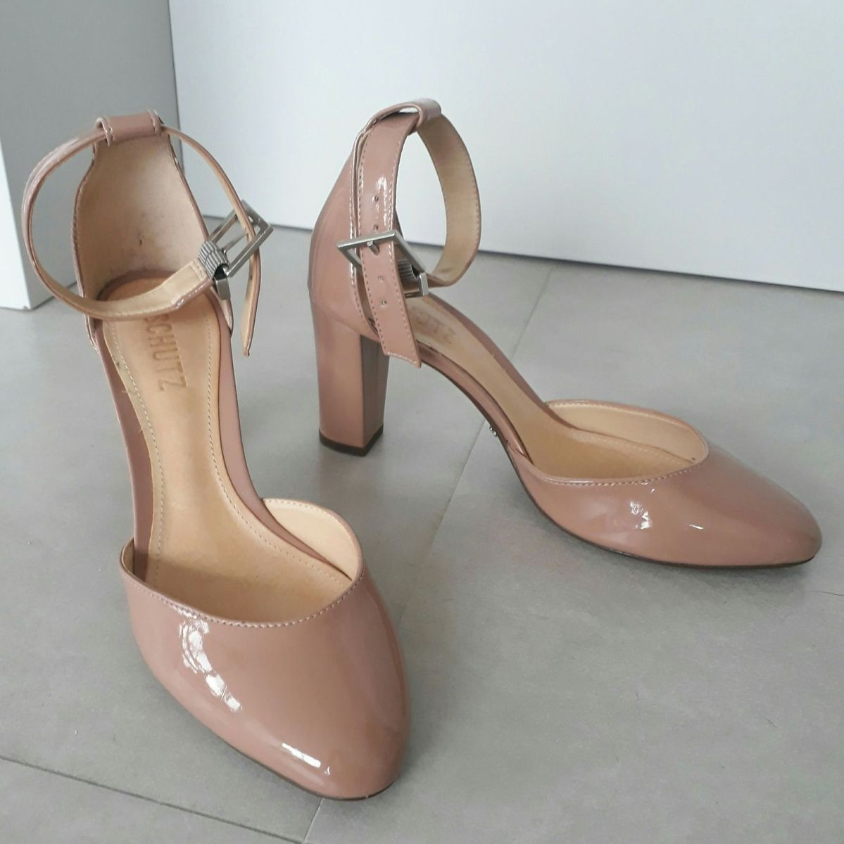 Sapato boneca vinil 1