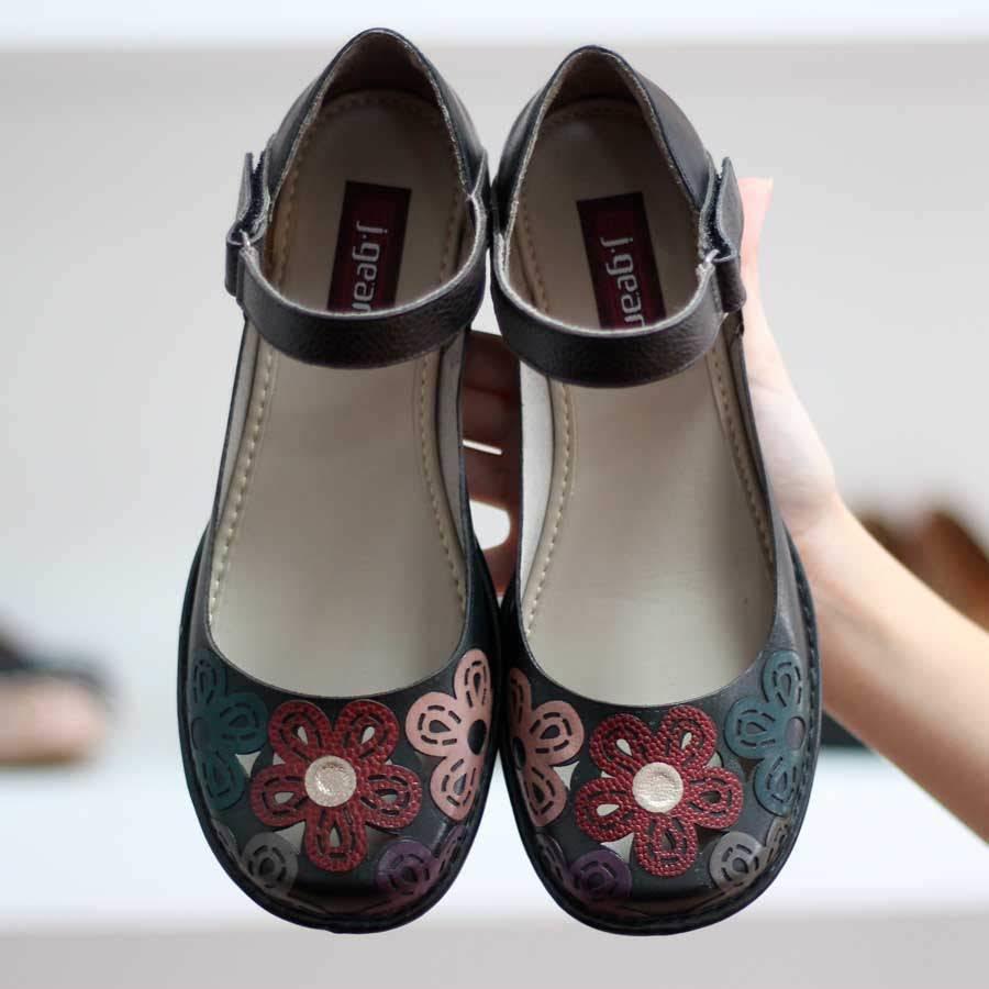 Sapato boneca vintage 1