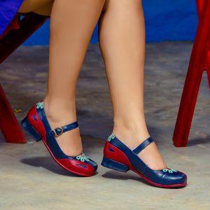 Sapato boneca vintage 2