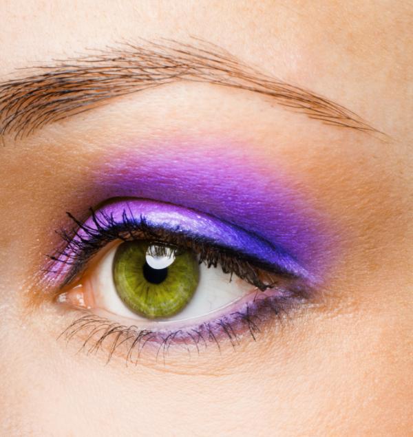 Sombras com cores vibrantes 2021