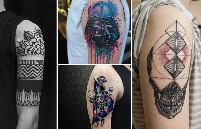 Tatuagens masculinas no braço 2021