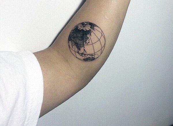 Tatuagens masculinas no braço pequenas 2021