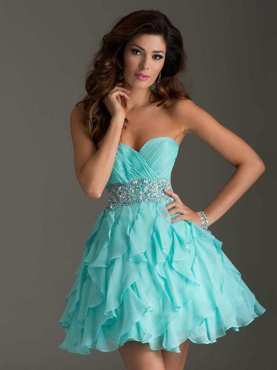 Vestido de formatura 2021 azul