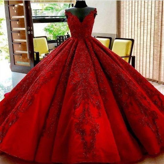 Vestido de princesa longo 2021