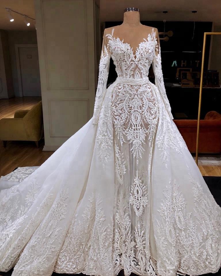 Vestido de princesa para casamento 2021