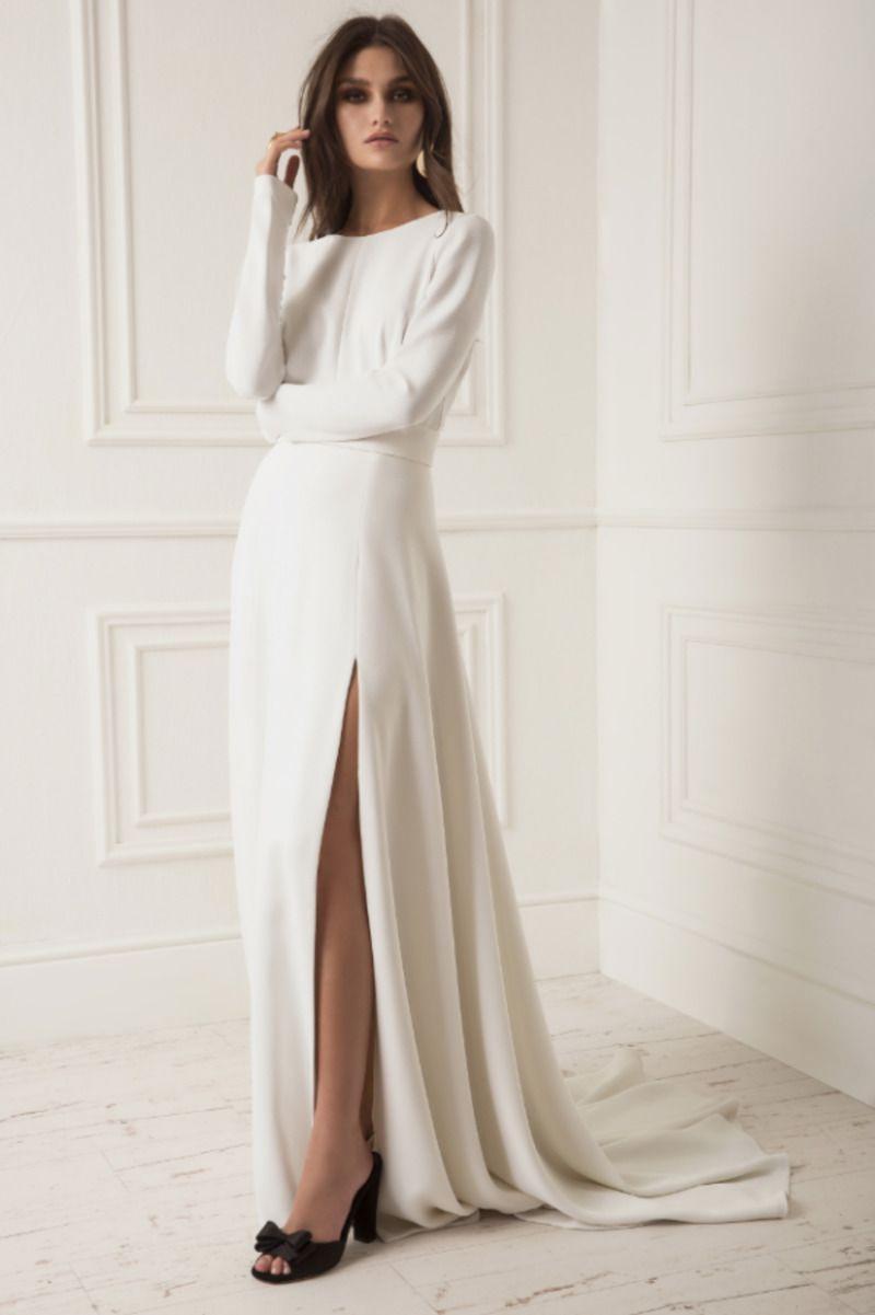 Vestidos de Noiva Corte Reto