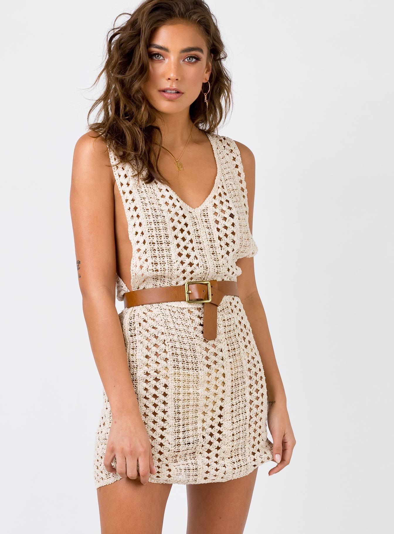 Vestidos de crochê 2021