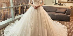 Vestidos longos para Casamento 2021
