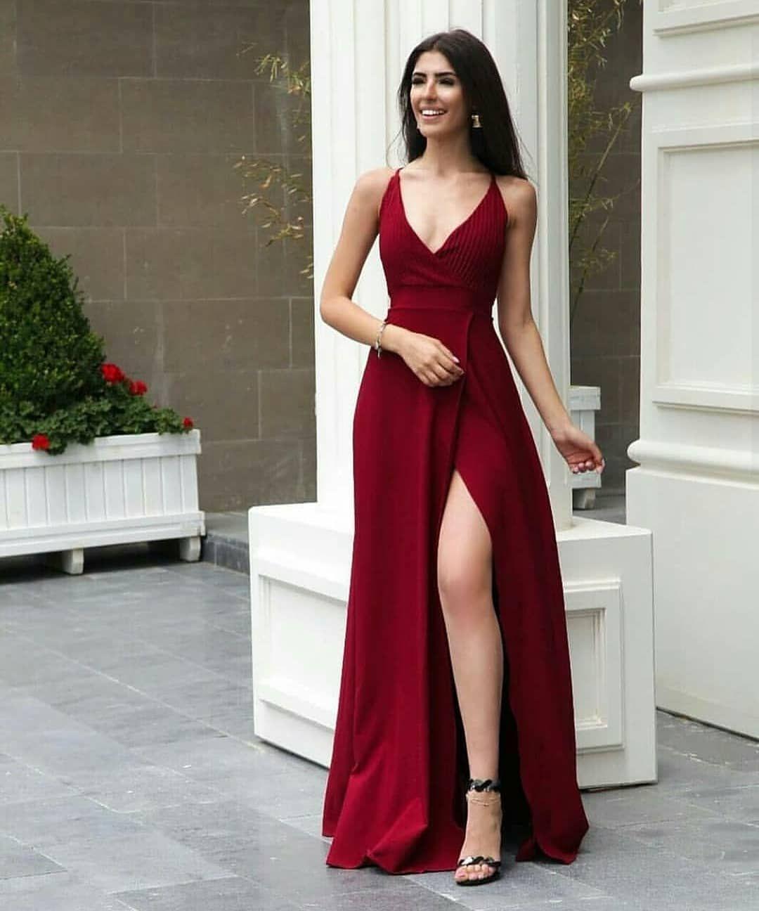 Vestidos longos para Formatura 2021