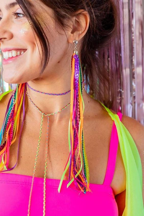 acessório para moda carnaval