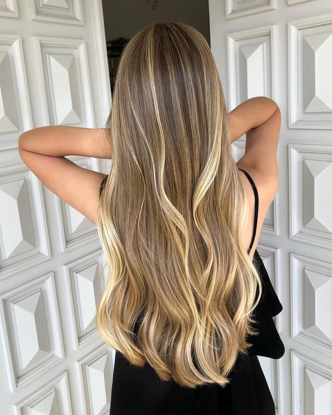 cabelos com babylights