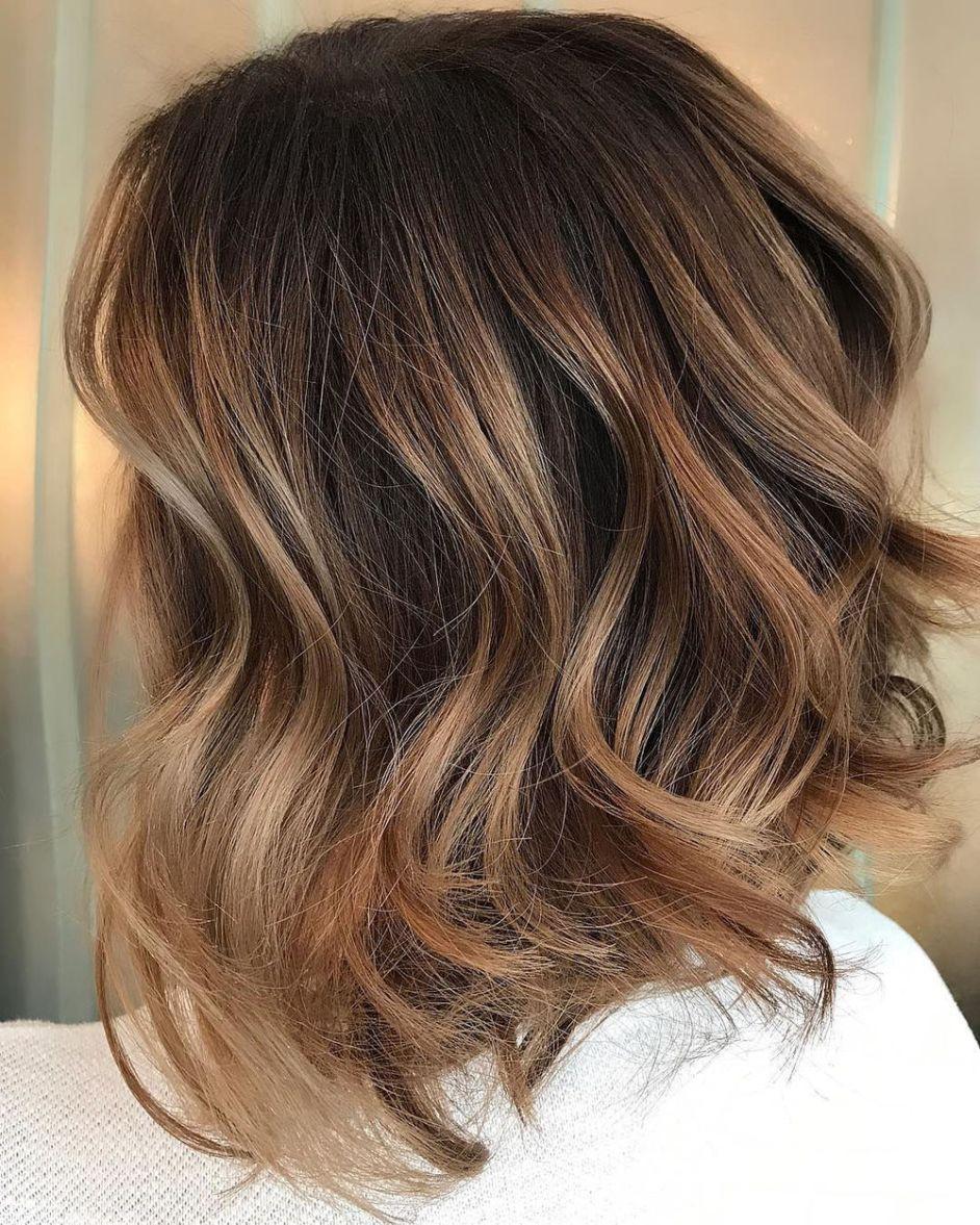 cabelos curtos com luzes