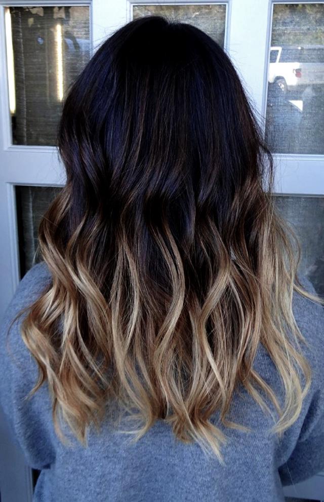 cabelos ombré