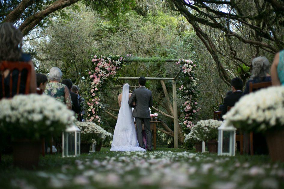casamento ao ar livre 2020