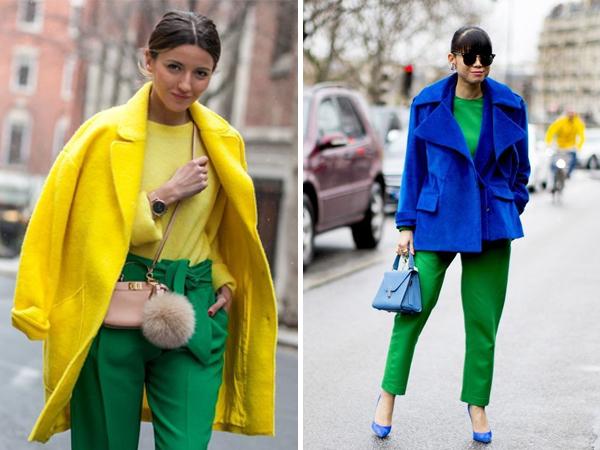 color block moda inverno